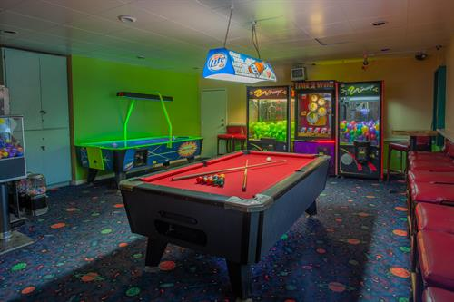 Quality Inn & Suites Cocoa Beach Billiards