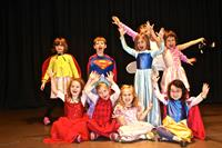 Act Out with Kids On Stage During Your Winter Holiday Break! Ages 4-12