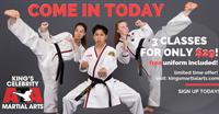 Kings Celebrity Martial Arts - Santa Monica