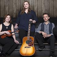 The Derina Harvey Band - Celtic rock