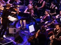 Seattle Rock Orchestra plays Pink Floyd