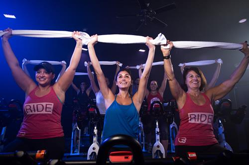 Rock Your Ride with CycleBar!
