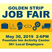Golden Strip Job Fair