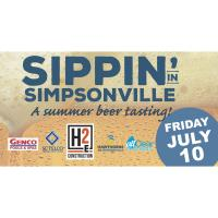 CANCELLED: Sippin' In Simpsonville Beer Tasting, Presented by H2E Construction