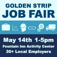 POSTPONED! 2020 Golden Strip Job Fair