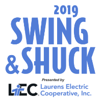2020 SWING & SHUCK, Presented by Laurens Electric Cooperative