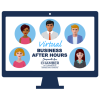 Virtual Business After Hours hosted by Harmony at Five Forks & the Simpsonville Area Chamber