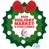 2020 Holiday Market @ Five Forks presented by Master Kim's World Class Tae Kwon Do