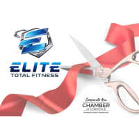 Ribbon Cutting with Elite Total Fitness