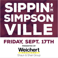 Sippin' In Simpsonville's Fall Wine Tasting, Presented by Weichert, Realtors - Shaun & Shari Group