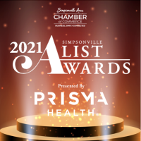 2021 A-List Awards Presented by Prisma Health