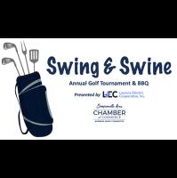2021 Swing & Swine Golf Tournament & BBQ