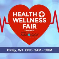 Health & Wellness Fair Presented By Davis Audiology