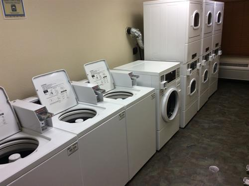 Value Place Simpsonville Laundry Facility