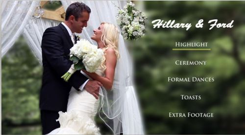 Hillary + Ford (menu title screen)