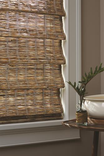 Natural Woven Wood Shades
