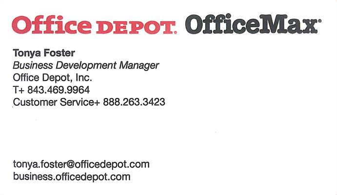 Office Depot Business Solution Division