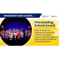 Woodmont High Theatre Wins National Award