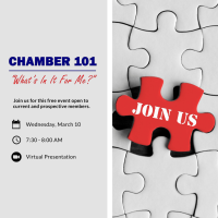 "Chamber 101 - ""What's in it for Me?"""