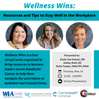 Wellness Wins: Resources and Tips to Stay Well in the Workplace