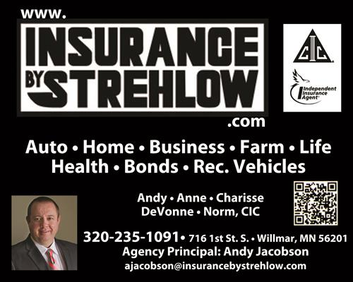 Insurance by Strehlow