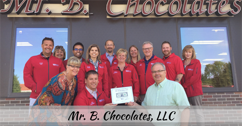 2017 New Member/ First Dollar - Mr. B Chocolates, LLC