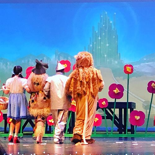 Wizard of Oz Musical.