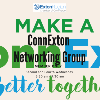 Connexton Member Only Networking Group