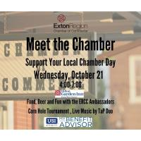October 21, 2020 Meet The Chamber - Support Your Local Chamber Day