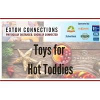 Exton Connections-Toys for Raffle To Win with Sheraton Great Valley