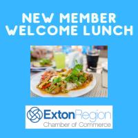 September 15, 2021-New Member Welcome Lunch