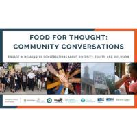 Community Event: Food For Thought-How We Make Racism A Solvable Problem