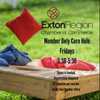 Member-Only CORN HOLE Tournament