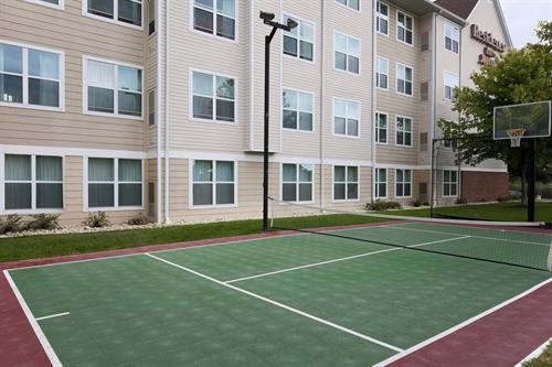 Sports Recreational Area