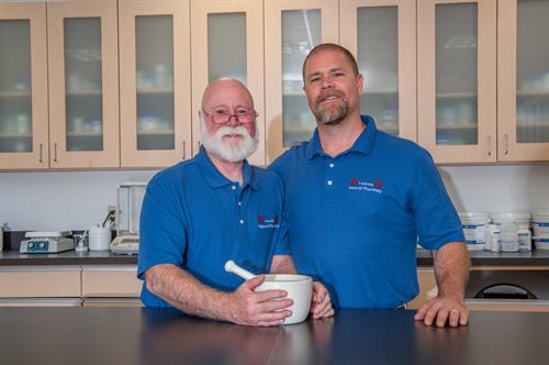 Ben & Michael Briggs, Owners