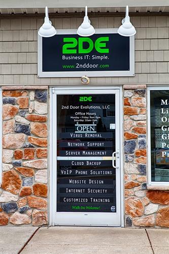 2DE Front Door