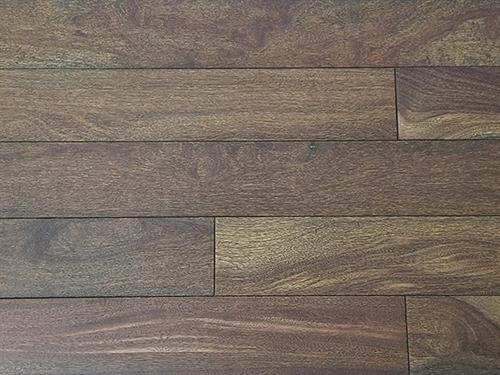 Brazilian Teak - Wirebrushed Millwood - Exotic Hardwood Flooring