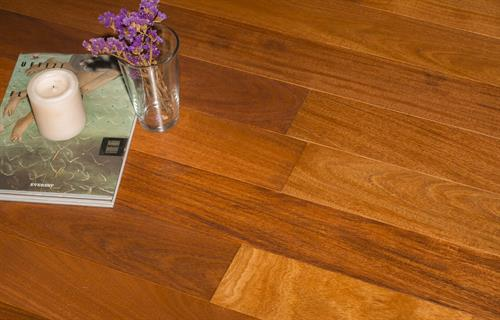 Brazilian Cherry - Natural - Exotic Hardwood Flooring