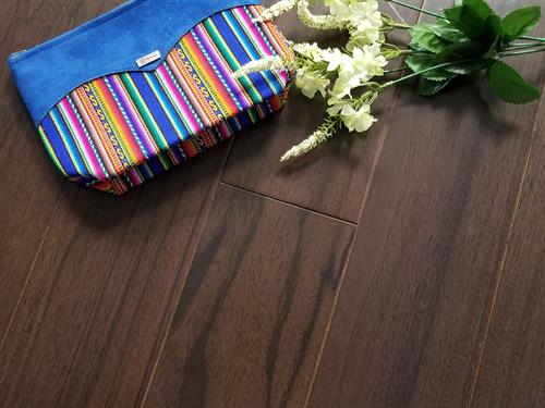 Peruvian Pecan - Dark Walnut - Exotic Hardwood Flooring