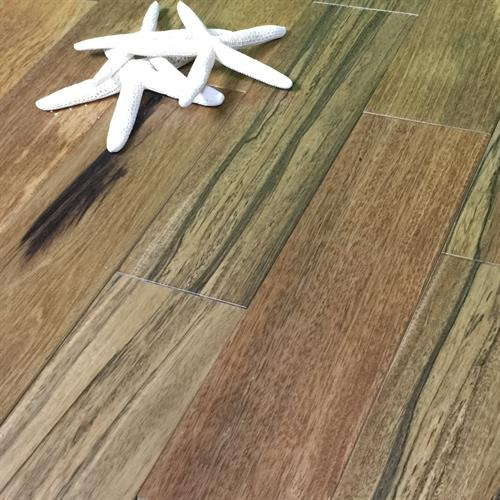 Peruvian Pecan - Natural - Exotic Hardwood Flooring