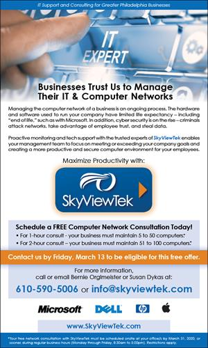 Contact the IT Experts at SkyViewTek for a Free Offer