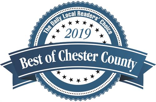 "Voted ""Best Decks in Chester County 2019"""