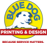Blue Dog Printing and Design