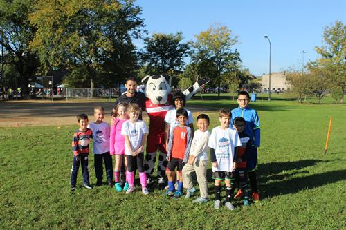 west-loop-soccer-club-sparky-mascot