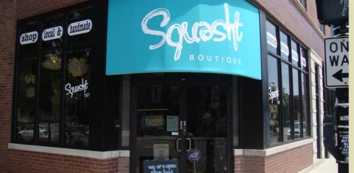 Discover Squasht Boutique. Best place for shopping local.