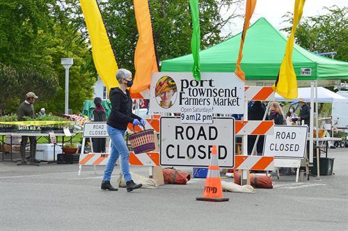 Market Opening set-up