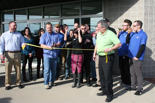Ribbon Cutting at Elite AV & Automation