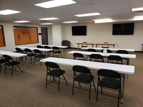 Brix Events - Madison Room