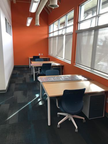 Some of our available Dedicated Desks
