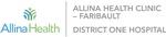 Allina Health Clinic - Faribault